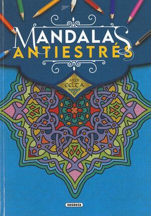 ARTE CELTA (MANDALAS ANTIESTRES) REF.926