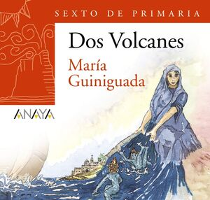 BLISTER MARIA GUINIGUADA +CUADERNO DOS VOLCANES -SEXTO PRIMARIA
