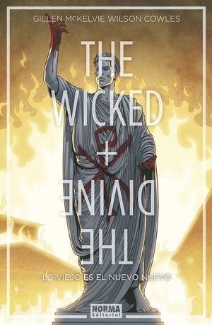 THE WICKED & THE DIVINE 8. LO VIEJO ES EL NUEVO NUEVO