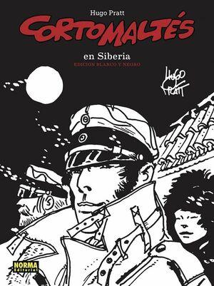 6. CORTO MALTÉS EN SIBERIA (B/N)