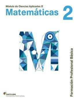 015 FPB  MATEMATICAS 2 -MODULO CIENCIAS APLICADAS II