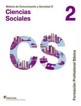 015 FPB CIENCIAS SOCIALES 2 -MODULO COMUNICACION Y SOCIEDAD II