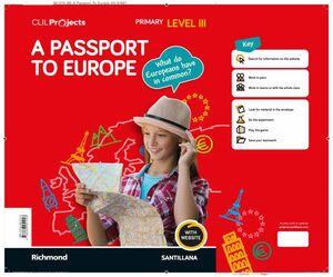019 EUROPE NIVEL III PROYECTOS INGLES
