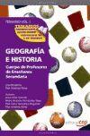 012 T1 GEOGRAFIA E HISTORIA PROFESORES ENSEÑANZA SECUNDARIA.