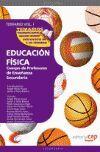 012 T1 EDUCACION FISICA PROFESORES ENSEÑANZA SECUNDARIA -TEMARIO