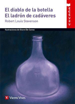 EL DIABLO DE LA BOTELLA /  EL LADRON DE CADAVERES