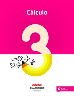 018 CUADERNO CÁLCULO 3