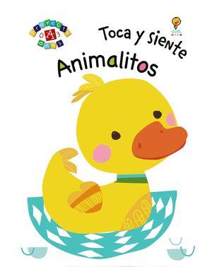 TOCA Y SIENTE.ANIMALITOS