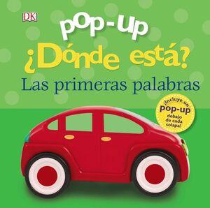 POP UP PRIMERAS PALABRAS