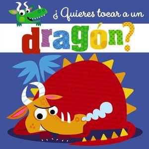 ¿ QUIERES TOCAR A UN DRAGON?