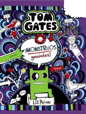 ¡MONSTRUOS GENIALES! TOM GATES/15