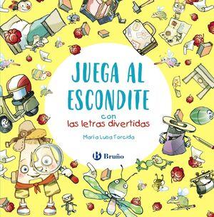 JUEGA AL ESCONDITE CON LAS LETRAS DIVERTIDAS