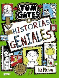 TOM GATES DIEZ HISTORIAS GENIALES