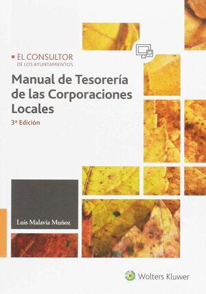 MANUAL DE TESORERIA DE LAS CORPORACIONES LOCALES
