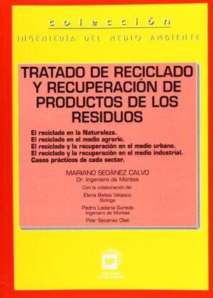 TRATADO RECICLADO Y RECUPERACION DE PRODUCTOS DE LOS RESIDUOS