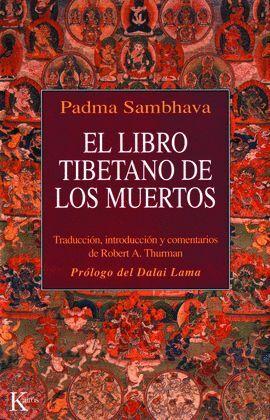 LIBRO TIBETANO DE LOS MUERTOS, EL.
