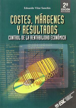 COSTES, MARGENES Y RESULTADOS 2 EDICION