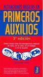 ACTUACIONES BASICAS EN PRIMEROS AUXILIOS