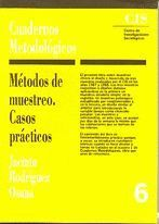 METODOS DE MUESTREO. CASOS PRACTICOS