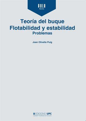 TEORIA DEL BUQUE. FLOTABILIDAD Y ESTABILIDAD -PROBLEMAS