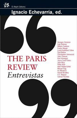 THE PARIS REVIEW. ENTREVISTAS