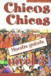 003 CHICOS CHICAS NIVEL 3 -LIBRO ALUMNO