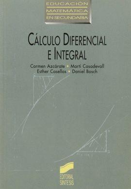 CALCULO DIFERENCIAL INTEGRAL