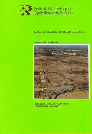 *** CATALOGO NACIONAL DE RIESGOS GEOLOGICOS