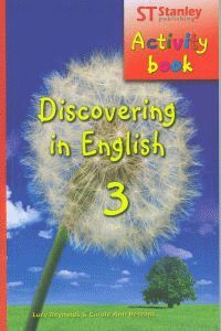 009 WB 3EP DISCOVERING IN ENGLISH ACTIVITY BOOK