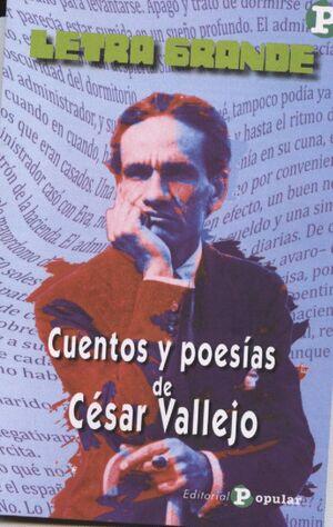 CUENTOS Y POESIAS DE CESAR VALLEJO  LG-81