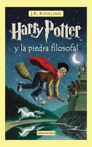 T/1. HARRY POTTER Y LA PIEDRA FILOSOFAL