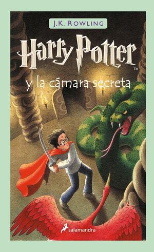 T/2. HARRY POTTER Y LA CAMARA SECRETA