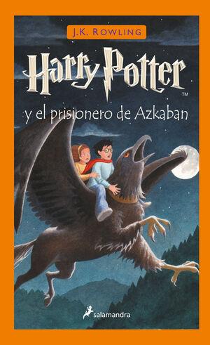 T/3. HARRY POTTER Y EL PRISIONERO DE AZKABAN