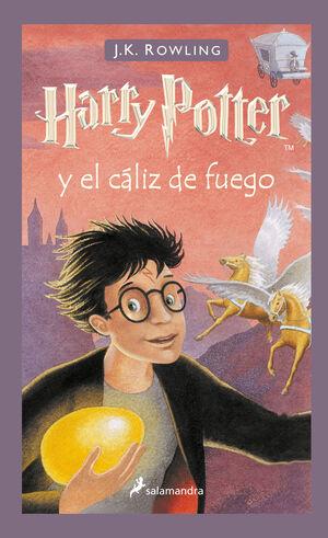 T/4. HARRY POTTER Y EL CALIZ DE FUEGO
