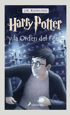 T/5. HARRY POTTER Y LA ORDEN DEL FENIX
