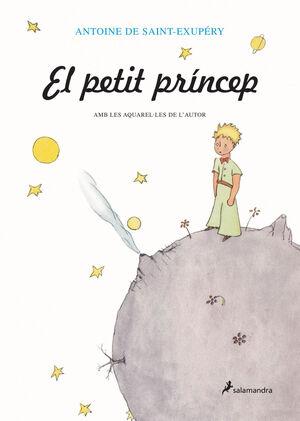 EL PETIT PRINCEP -AMB LES AQUAREL.LES DE L'AUTOR