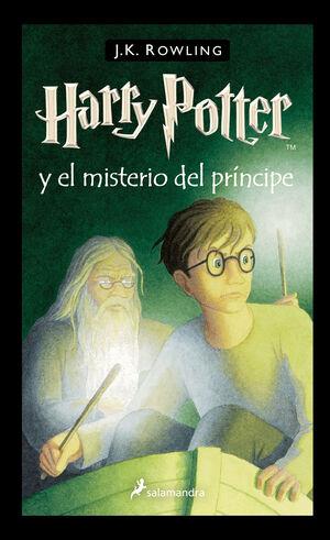 T/6. HARRY POTTER Y EL MISTERIO DEL PRINCIPE