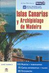 ISLAS CANARIAS Y ARCHIPIELAGO DE MADEIRA. GUIAS NAUTICAS