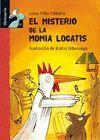 MISTERIO DE LA MOMIA LOCATIS, EL. LIBROSAURIO +8 AÑOS