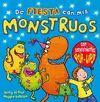 DE FIESTA CON MIS MONSTRUOS - (+ DE 3 AÑOS) - POP-UPS
