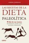 LAS RECETAS DE LA DIETA PALEOLÍTICA