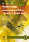 OFTALMOLOGIA BASICA PARA ESTUDIANTES DE MEDICINA Y RESIDENTES DE