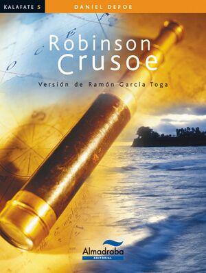 ROBINSON CRUSOE - KALAFATE/5