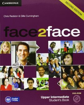 013 SB FACE 2 FACE UPPER INTERMEDIATE (2ND ED.) STUDENT'S BOOK WITH DVD-RO