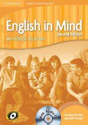 011 STARTER ENGLISH IN MIND FOR SPANISH SPEAKERS -WORKBOOK (+CD)