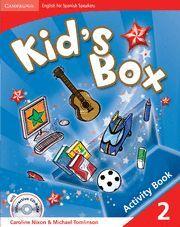 009 KID¦S BOX 2 ACTIVITY BOOK +CD