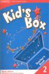 09 KID`S BOX 2 -TEACHER`S BOOK