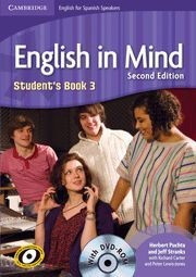 011 ENGLISH IN MIND FOR SPANISH SPEAKERS 3 STUDENT¦S BOOK (+CD)