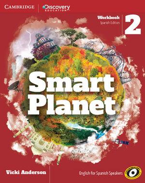 015 WB SMART PLANET 2 WORKBOOK SPANISH