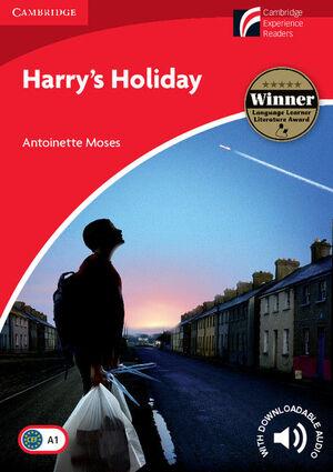 HARRY'S HOLIDAY LEVEL 1- BEGINNER/ELEMENTARY